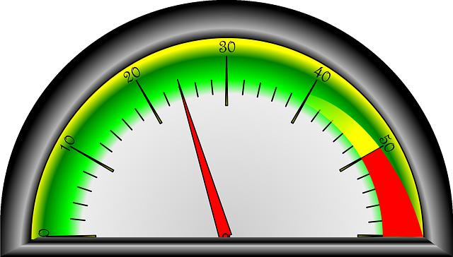 měrič teploty