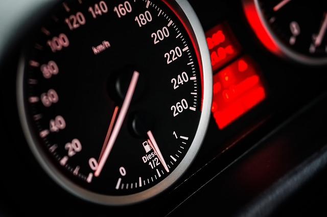 nulová rychlost