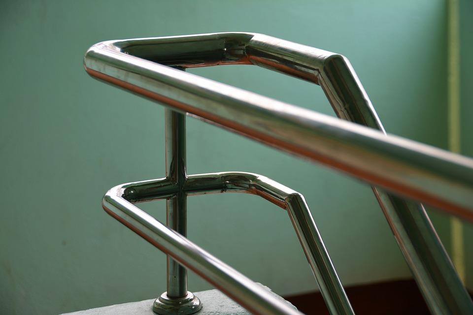 schodiskové zábradlie